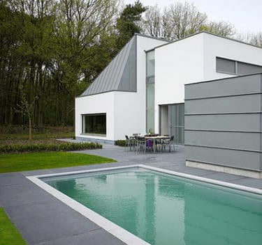 Dalle en b ton ebema chez pierre et sol fournisseur for Beton lisse exterieur belgique