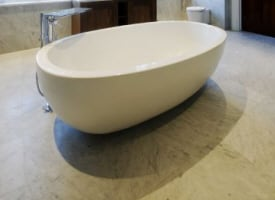 carrelage dalle en marbre de carrare carrara bianco pour. Black Bedroom Furniture Sets. Home Design Ideas