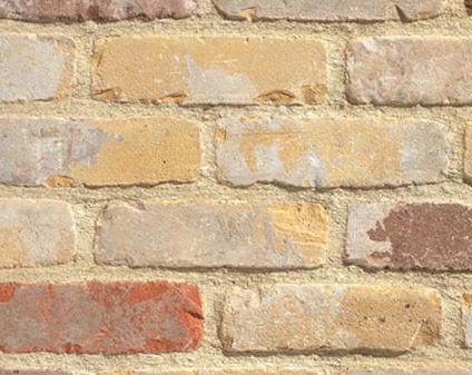 Brique de facade et plaquette de parement rustique vande moortel chez pierre et sol fournisseur - Parement brique blanche ...