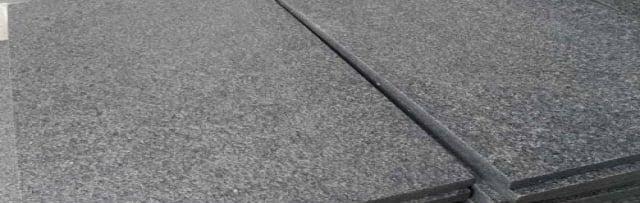 Dalle En Pierre Bleue Naturelle Pour Plots Chez PIERRE Et SOL - Dalle en granit pour terrasse