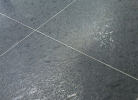 carrelage granit steel grey