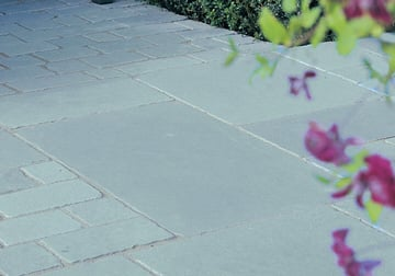 dalle style yorkstone gres frost