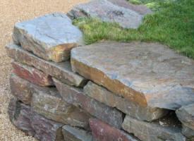 Pierre Pour Muret moellon en pierre pour muret, murettes, mur de soutènement