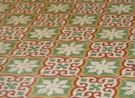 carreaux ciment marocain motifs authentique du maroc chez pierre et sol fournisseur online. Black Bedroom Furniture Sets. Home Design Ideas