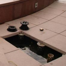 video et film sur le plot de terrasse dph buzon correcteur de pente chez pierre et sol. Black Bedroom Furniture Sets. Home Design Ideas