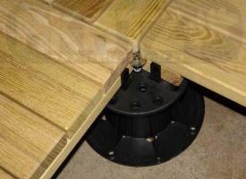 plot de terrasse plot r glable et fixe plot pour dalle. Black Bedroom Furniture Sets. Home Design Ideas
