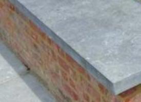 Couvre mur de jardins murs murets chapeau de mur for Appui de fenetre en pierre naturelle