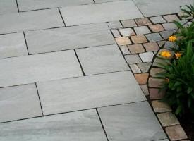 Terrasse en pierre naturelle et b ton catalogue de nos - Dalle en granit pour terrasse ...