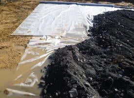 comment poser des paves en pierre naturelle guide de pose geotextile