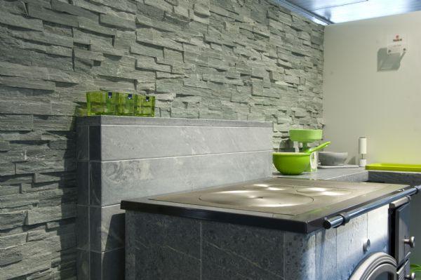 Mur exterieur en pierre de parement images for Revetement mural inox pour cuisine