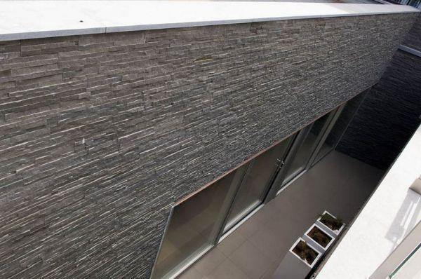revetement facade exterieur enduire un mur extrieur with revetement facade exterieur fabulous. Black Bedroom Furniture Sets. Home Design Ideas
