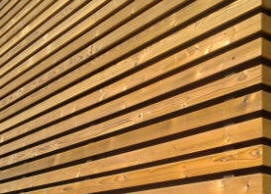 Bardage bois, Clin en bois, fibre ciment, Eternit, Rockpanel ...