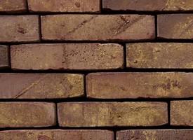 Briques et plaquettes de parement nature Brick P