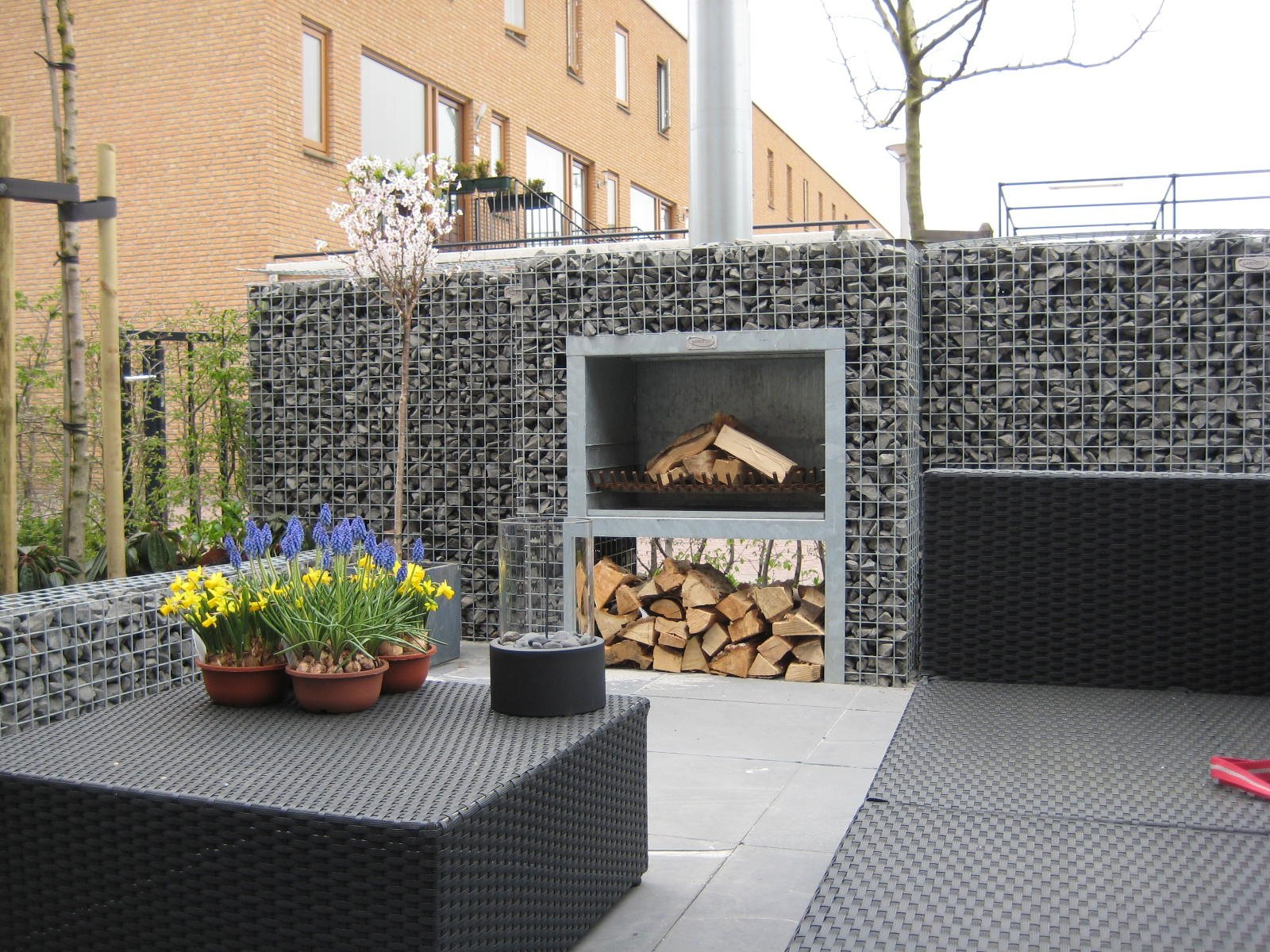 Barbecue En Pierre De Parement barbecues en gabion pierre et sol - fournisseur et négoce online