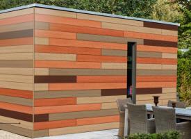 bardage bois clin en bois fibre ciment eternit rockpanel trespa composite pvc bardeaux. Black Bedroom Furniture Sets. Home Design Ideas