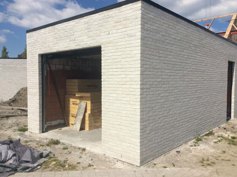 briques de fa ade et plaquettes de parement karma olivier bricks chez pierre et sol. Black Bedroom Furniture Sets. Home Design Ideas