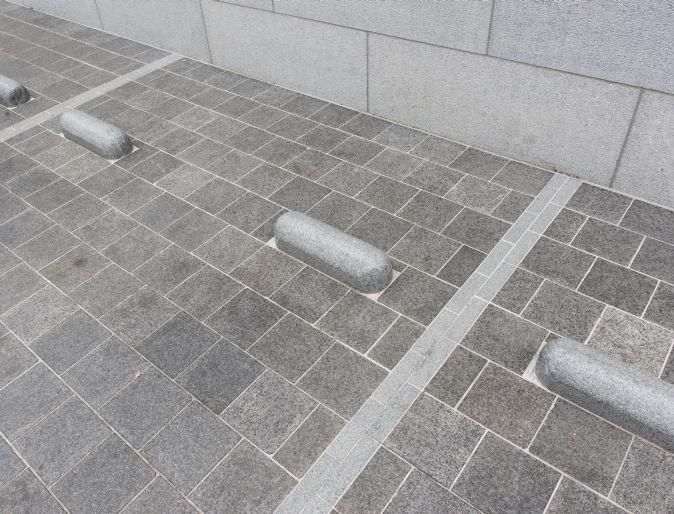 Dalles de granit