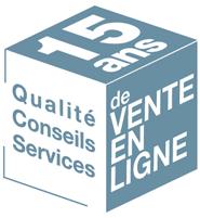 Logo Pierre & Sol 15 ans