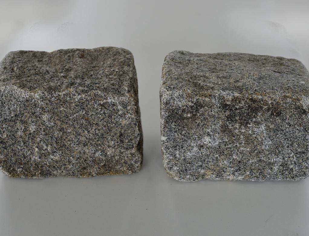 Plan Travail Granit Portugal pavés en granit de récupération | pierre et sol