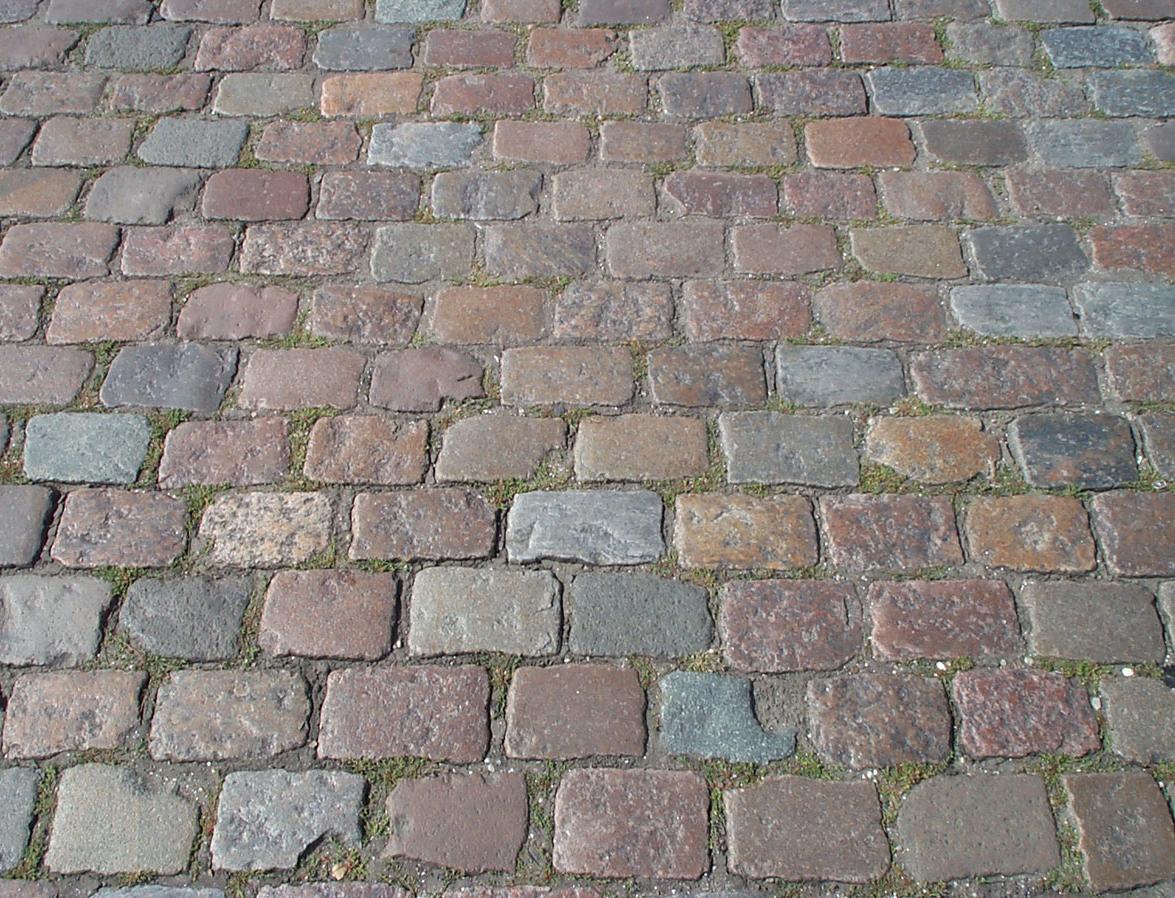Comment Enlever Ciment Sur Pavés pavés en granit de récupération | pierre et sol