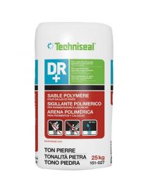 Polymeric sand DR + - for laying on soft floor - Techniseal
