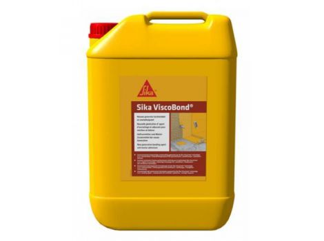 SIKA ViscoBond, admixture for concrete in SIKA - Pierre & Sol