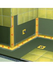 Sika SealTape - S IC - corners preformed for inside corners - Sika