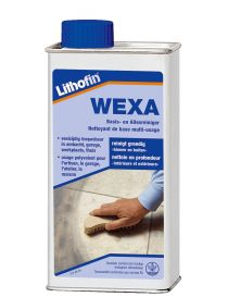 WEXA - Basic cleaner - Lithofin