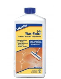 COTTO Wax-Finish - Traitement final des sols en terre cuite - Lithofin