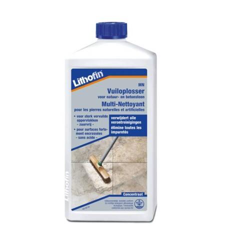 MN Multi-Nettoyant - Nettoyant pierre naturelle - Lithofin