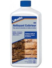 MN Nettoyant Extérieur - Outdoor cleaner for natural stones - Lithofin