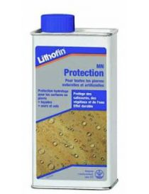 MN Protection - Water repellent for natural stones - Lithofin