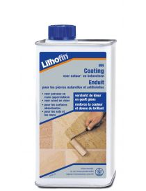 MN Coating - Vitrification intensifying color and structure - Lithofin