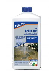 MN Brille-Net - Care of the gloss of polished marble - Lithofin