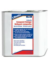 PRO Composite Cleaner - High performance cleaner for composites - Lithofin