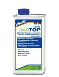 PRO NanoTOP - Professional anti-stain for kitchen plans - Lithofin