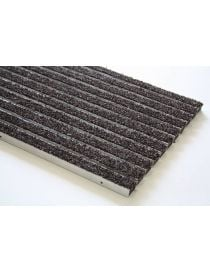 Doormat with aluminum profiles - High 22 mm - CUSTOM - Vario - Rosco