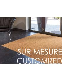 CUSTOMIZED recessed doormat