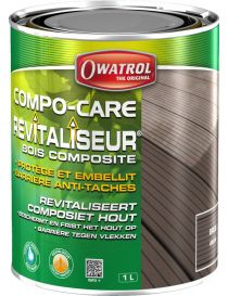 Compo-Care - Revitaliser for composite wood - Owatrol