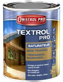 Textrol Pro - Special Saturator for softwood - Owatrol Pro