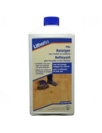 PL Nettoyant - Concentrated cleaner for parquet floors - Lithofin