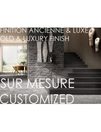 Belgian bluestone tile - Old & Luxury Finish - CUSTOMIZED
