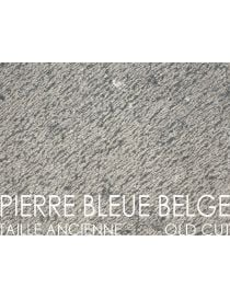 The appearance of the blue stone Belgian former size