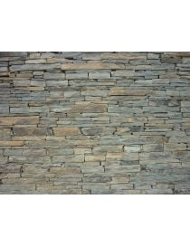 Selected stone rubble wall - Lille