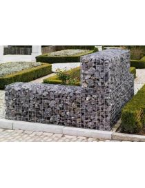 Black ebony - Split gabions