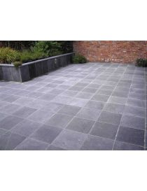 Terrace blue China stone - Antique
