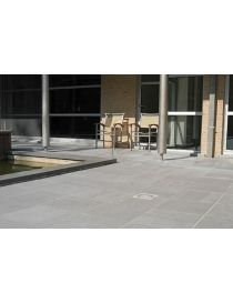 Terrace stone Belgian Blue - sawn (choice current)