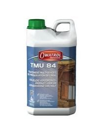 TMU 84 - Multi-purpose of the wood preservation treatment
