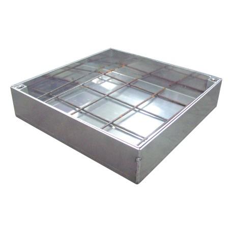 Couvercle à paver PROMO en aluminium