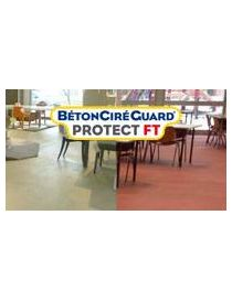 Béton Ciré Guard Protect FT - Protection hydrofuge oléofuge - Guard  Industrie